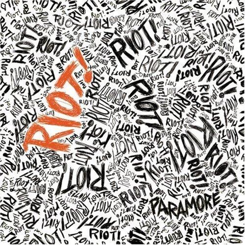 paramore album cover riot. riot Riot+paramore+album